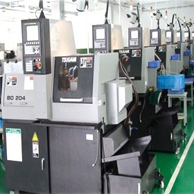 Machining @ Changzhou&nbsp;<div>China</div>